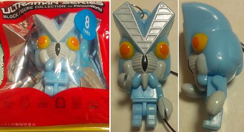 ULTRAMAN SERIES BLOCK FIGURE COLLECTION by PansonWorks