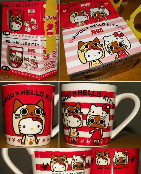 AIROU×HELLO KITTY MUGマグカップ
